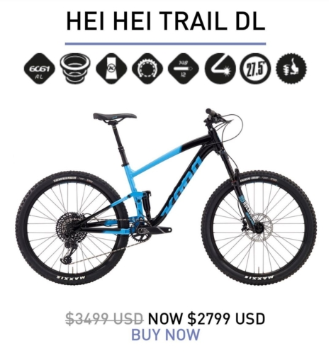 photo: mountain bike discounts